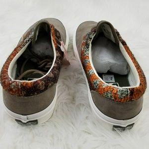 a6d798042bd Vans Shoes - Vans Era DX Suede Knit Walnut M 6.5 W 8